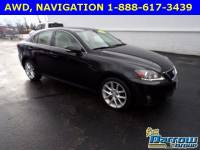 2012 LEXUS IS 250 AWD (A6) Sedan For Sale in Madison, WI
