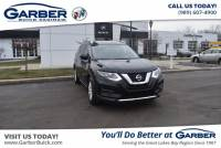 Pre-Owned 2017 Nissan Rogue SV FWD SUV