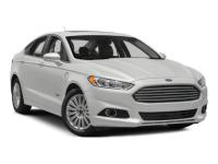Pre-Owned 2015 Ford Fusion Energi Titanium FWD Sedan