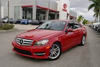 Pre-Owned 2013 Mercedes-Benz C-Class C 250 Sport RWD 4dr Car