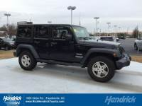 2014 Jeep Wrangler Unlimited Sport Convertible in Franklin, TN