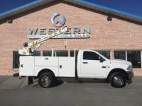 2012 Dodge Ram 3500 Mechanics Truck