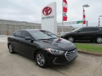 Used 2018 Hyundai Elantra Value Edition Sedan FWD For Sale in Houston