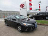 Used 2015 Toyota Camry XLE Sedan FWD For Sale in Houston
