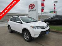 Certified 2015 Toyota RAV4 XLE SUV FWD For Sale