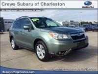 Certified Pre-Owned 2015 Subaru Forester 2.5i Limited (CVT) For Sale in North Charleston SC | VIN: JF2SJAHC3FH832504