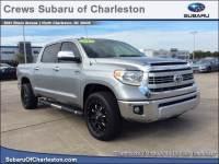 Used 2015 Toyota Tundra 1794 Edition 5.7L V8 w/FFV For Sale in North Charleston, SC   5TFAW5F14FX462772