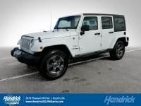 2018 Jeep Wrangler JK Unlimited Sahara Convertible in Franklin, TN