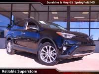 2016 Toyota RAV4 Limited SUV AWD