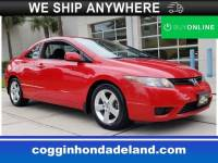 Pre-Owned 2008 Honda Civic EX Coupe in Jacksonville FL