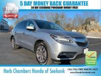 2016 Acura MDX MDX SH-AWD with Technology Package SUV in Lynnfield