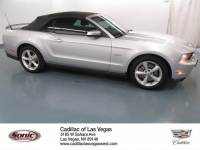 Pre-Owned 2012 Ford Mustang 2dr Conv GT