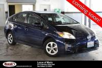 Pre-Owned 2013 Toyota Prius 5dr HB Three (Natl)