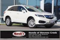 Pre-Owned 2016 Acura RDX AWD with Technology Package