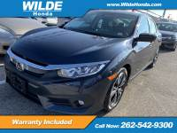 Certified Pre-Owned 2016 Honda Civic EX-L FWD 4dr Car