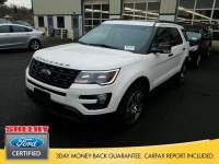 Used 2016 Ford Explorer Sport SUV V-6 cyl for sale in Richmond, VA