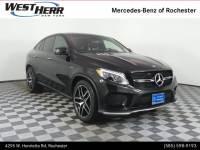 2017 Mercedes-Benz AMG GLE 43 GLE 43 AMG® Coupe SUV
