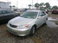 Used 2002 Toyota Camry for Sale in Clearwater near Tampa, FL