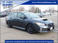 Certified Pre Owned 2018 Subaru WRX for Sale in St. Cloud near Elk River