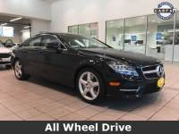 2013 Mercedes-Benz CLS-Class CLS 550 4MATIC 4MATIC® in West Springfield MA