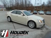 2010 Cadillac CTS 3.6L Performance AWD