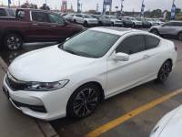 Pre-Owned 2016 Honda Accord Coupe EX-L Front Wheel Drive Coupe