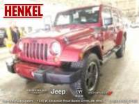PRE-OWNED 2012 JEEP WRANGLER UNLIMITED ALTITUDE 4X4 4WD