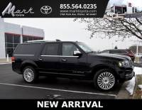 Used 2017 Lincoln Navigator L Select 4WD w/Heated & Ventilated Leather Seats, SUV in Plover, WI