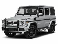 Certified Pre-Owned 2017 Mercedes-Benz G-Class G 550 AWD 4MATIC®