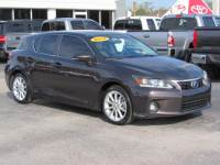 Pre-Owned 2012 Lexus CT 200h FWD 4dr Hybrid FWD