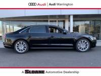 Certified Pre-Owned 2015 Audi A8 L 4.0T Sedan in Warrington, PA