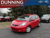 Used 2013 Honda Fit Base For Sale In Ann Arbor