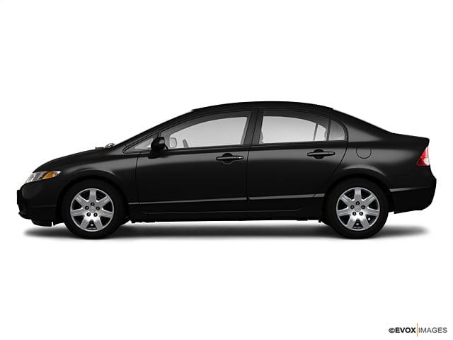 Photo Used 2010 Honda Civic LX Sedan