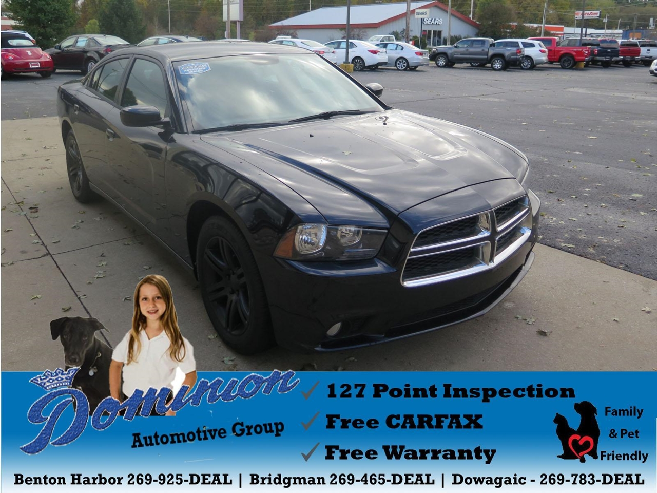 Photo 2013 Dodge Charger Police