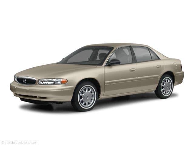 Photo Used 2003 Buick Century Custom For Sale Elgin, Illinois