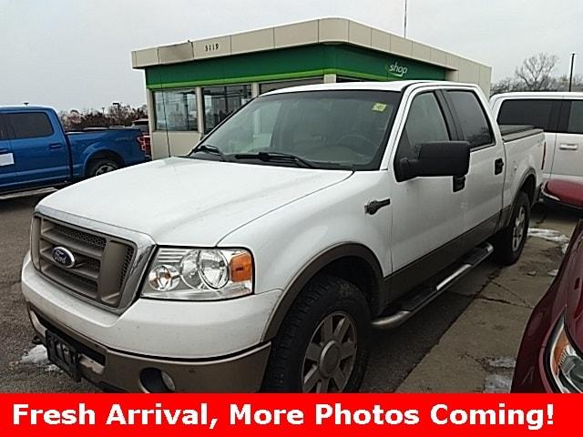 Photo 2006 Ford F-150 King Ranch Truck