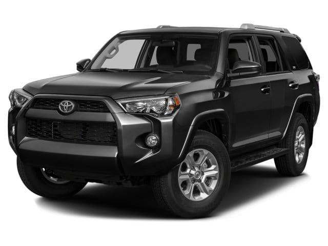 Photo 2016 Toyota 4Runner SR5 SUV RWD For Sale at Bay Area Used Car Dealer near SF