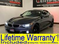 2018 BMW 430i HARD TOP CONVERTIBLE M SPORT NAVIGATION REAR CAMERA PARK ASSIST POWER LEATH