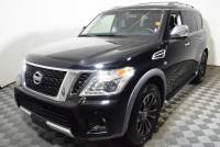 Certified Pre-Owned 2017 Nissan Armada 4x4 Platinum With Navigation & AWD