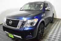 Certified Pre-Owned 2018 Nissan Armada 4x4 Platinum With Navigation