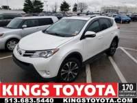Certified Pre-Owned 2015 Toyota RAV4 Limited Sport Utility in Cincinnati, OH