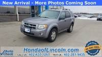 Pre-Owned 2008 Ford Escape XLT AWD 4D Sport Utility