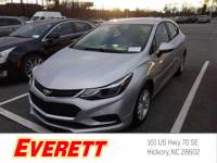 Certified Pre-Owned 2017 Chevrolet Cruze LT Auto Hatchback FWD Hatchback