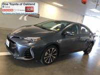 Certified Pre-Owned 2018 Toyota Corolla SE Sedan in Oakland, CA