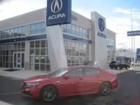 2018 Acura TLX 3.5L Tech & A-Spec Pkgs Sedan