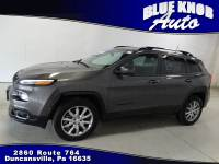 2018 Jeep Cherokee Latitude 4x4 SUV in Duncansville | Serving Altoona, Ebensburg, Huntingdon, and Hollidaysburg PA