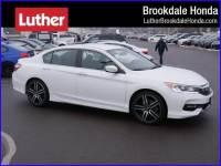 2017 Honda Accord Sedan Sport Minneapolis MN | Maple Grove Plymouth Brooklyn Center Minnesota 1HGCR2F52HA120519