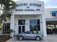 2005 Chrysler Crossfire Limited Dual Heated Leather Bucket Seats Spoiler