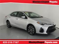 Certified Pre-Owned 2017 Toyota Corolla SE FWD 4D Sedan