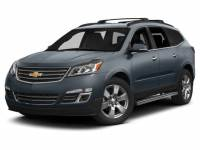 Pre-Owned 2014 Chevrolet Traverse LTZ SUV in Greenville SC